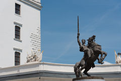 スヴァトブルク1世像