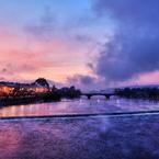 プラハの夜明け