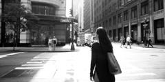 5th Avenue & 40th Street, 9:25am