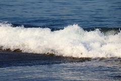 波打ち際の思い出
