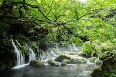 秋田県元滝伏流水