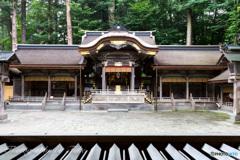 諏訪大社・本宮