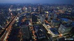 未来都市(っぽい)