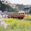 小湊鉄道月崎駅より