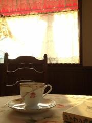 お気に入りだったカフェ