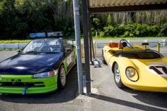 Genie Sports Racer at MLS | 08