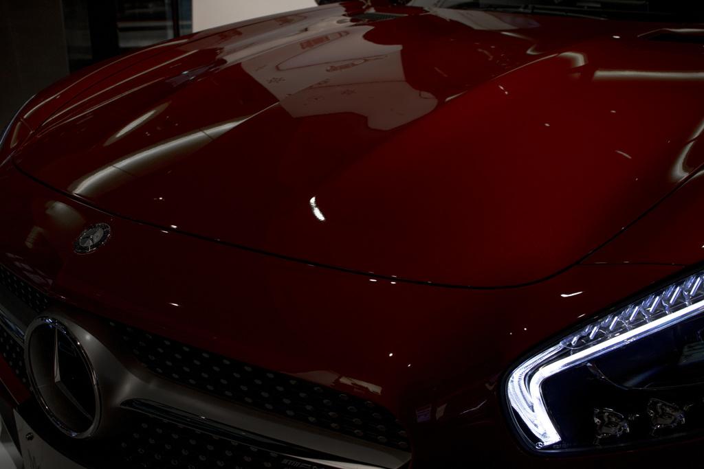 Mercedes-AMG GT S, 11