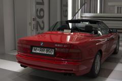 BMW 850Ci Cabrio (1989), 2