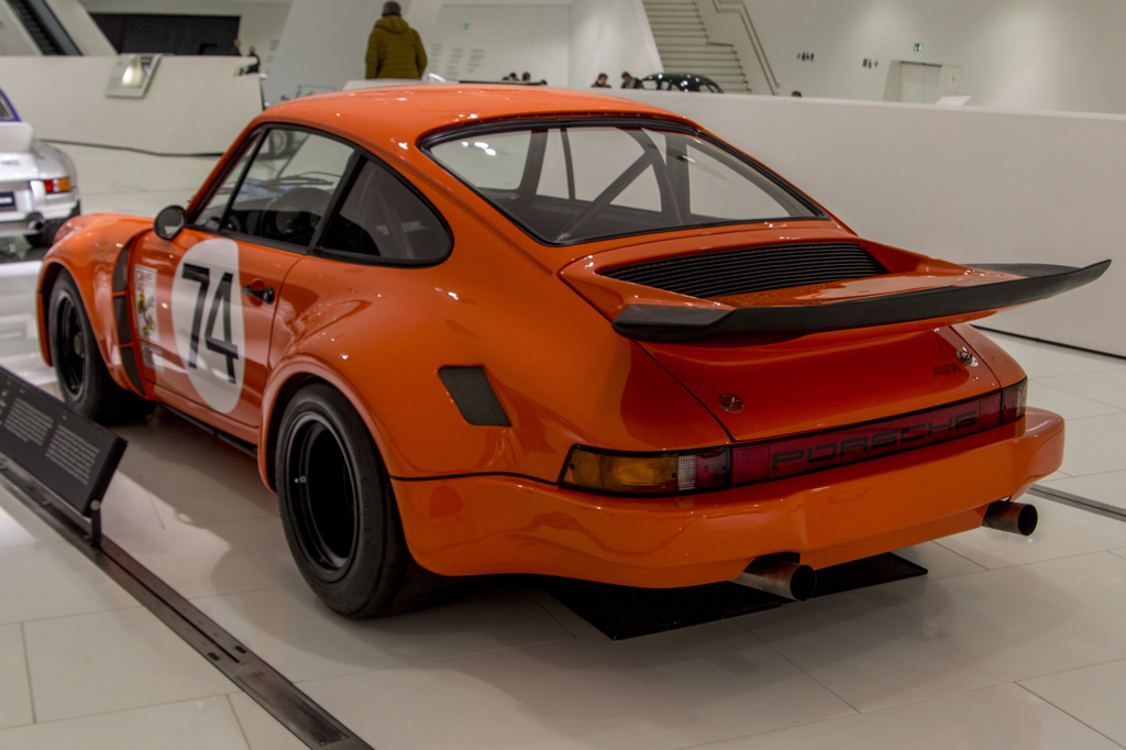 Porsche 911 Carrera RSR 3.0 1974, 2