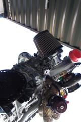 [WTCC 143]ボルボS60・ポールスターTC1エンジン