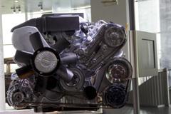 [Audi Museum 122] 3.7L V8 Engine (AKJ)