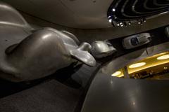 [Mercedes 224] メルセデス博物館 館内風景