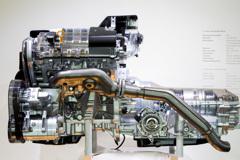 [Audi Museum 121] 3.7L V8 Engine (AKJ)