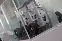 [Audi 130]Double wishbone suspension