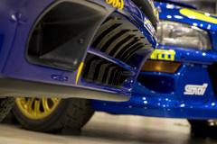 SUBARU Legacy RS WRC 1993  | 01