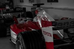 Panasonic Toyota TF108 2008 | 02