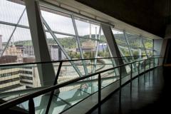 [Mercedes 218] メルセデス博物館 館内風景