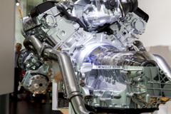 [Audi Museum 119] 3.7L V8 Engine (AKJ)