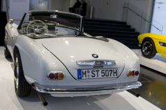 BMW 507(1956) , 4