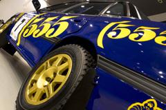 SUBARU Legacy RS WRC 1993  | 10