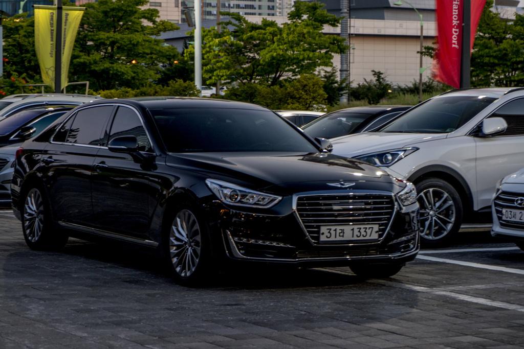 Hyundai DH GENESIS G80 | 2