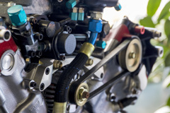 MUGEN 無限 | Indy V8 Turbo Engine, 7