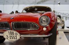 BMW 507-MILLE MIGLIA(1957) , 2