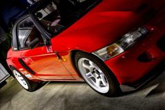 Honda Beat TA3's competition car | 2