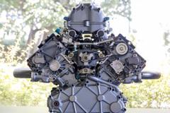 MUGEN 無限 | Indy V8 Turbo Engine, 2