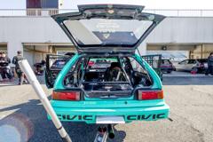 ASLAN Honda K-Swapped EF9 CIVIC