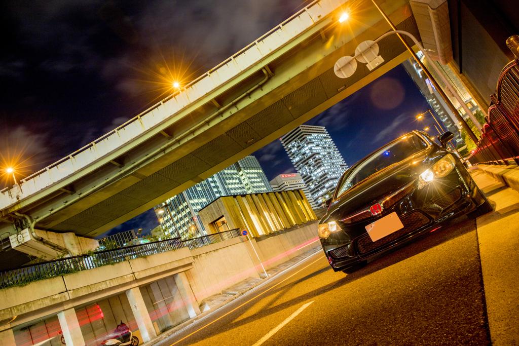 FD2 Honda CIVIC Type R + Osaka Kanjo   2