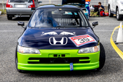 Honda BEAT at Central Circuit