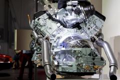 [Audi Museum 118] 3.7L V8 Engine (AKJ)