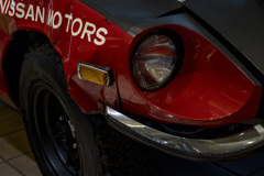 NISSAN Fairlady 240Z Safari Rally | 1