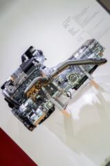 [Audi Museum 120] 3.7L V8 Engine (AKJ)