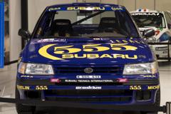 SUBARU Legacy RS WRC 1993  | 03