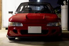 Honda Beat TA3's competition car | 1