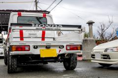 EVOLTECH Ataword Honda HA6 ACTY | 7