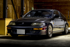 Honda Civic SiR (EF8) TA3's car | 1