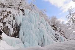 氷の渓谷 飛騨大鍾乳洞