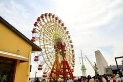 神戸モザイク 観覧車