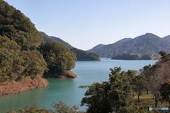 宮ヶ瀬湖 11月2日23