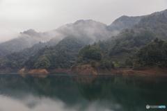 霧の宮ヶ瀬湖14