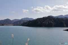 宮ヶ瀬湖 11月2日13