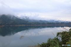 霧の宮ヶ瀬湖11