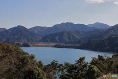 宮ヶ瀬湖 11月2日25