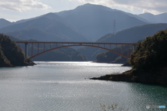 宮ヶ瀬湖 11月2日16