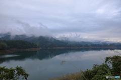 霧の宮ヶ瀬湖10
