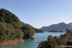 宮ヶ瀬湖 11月2日24