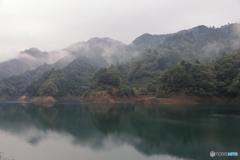 霧の宮ヶ瀬湖13